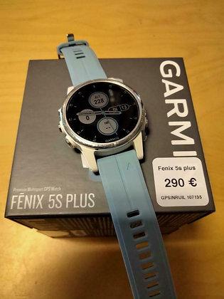 inruil - Garmin Fenix 5s (GPSinruil nr 107335)