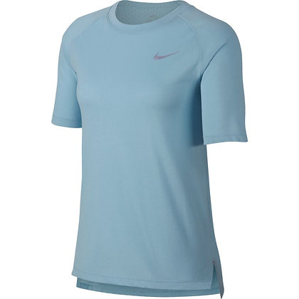 Nike Dri-fit Rise 365 Top Short-Sleeve (Dames)