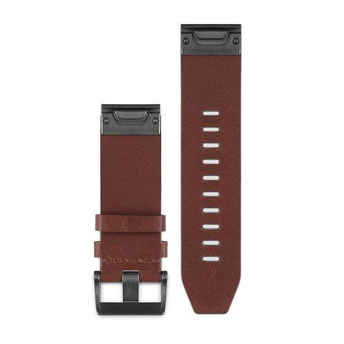 Garmin 26 Quickfit Watchband Leer