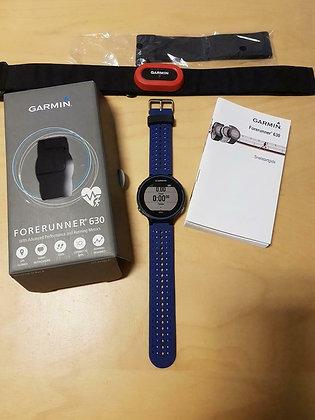 inruil - Garmin Forerunner 630 met HRM-run (GPSinruil nr 9045)