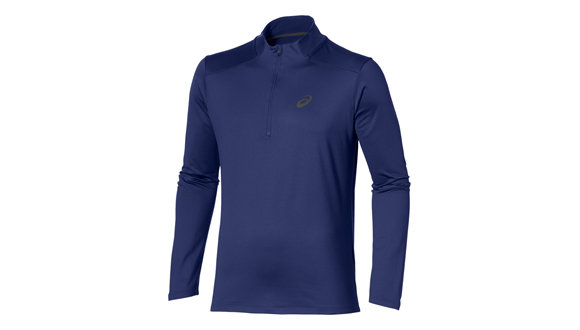 Asics Essential Winter 1/2 Zip Long Sleeve Shirt (Heren)