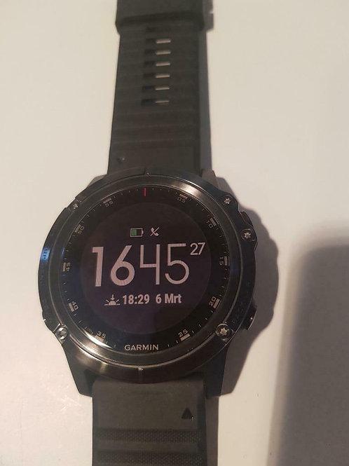 inruil - Garmin Fenix 5X Plus (GPSinruil nr 2106)