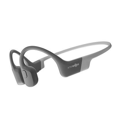 Aftershokz® Aeropex Draadloze Hoofdtelefoon (grijs)