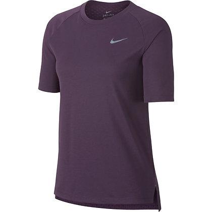 Nike Dri-fit Rise 365 Top Short-Sleeve (Dames)