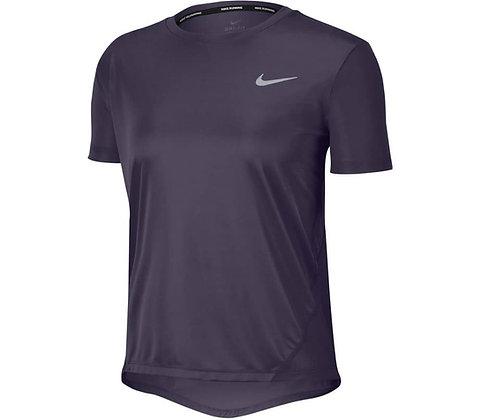 Nike Dri-fit Miler Hardloopshirt (Dames)