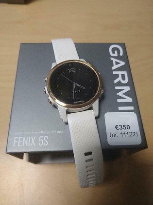 inruil - Garmin Fenix 5 S Saffierglas (GPSinruil nr 11122)