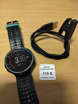 inruil - Garmin Forerunner 235(GPSinruil nr 104154)
