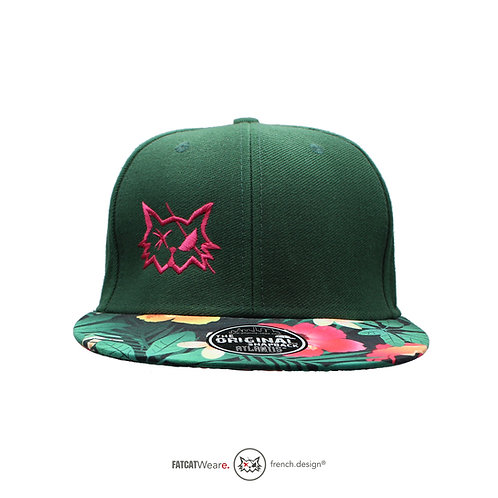 Casquette BREEZY#F Green_Forest