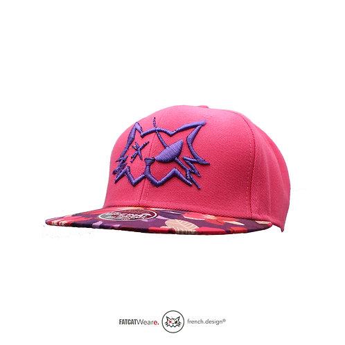 Casquette BREEZY#F 3D_Pink
