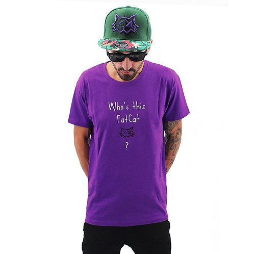 T-shirt FATCAT SERIES