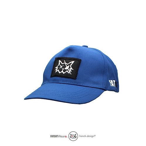 Casquette Slim Blue_Royal