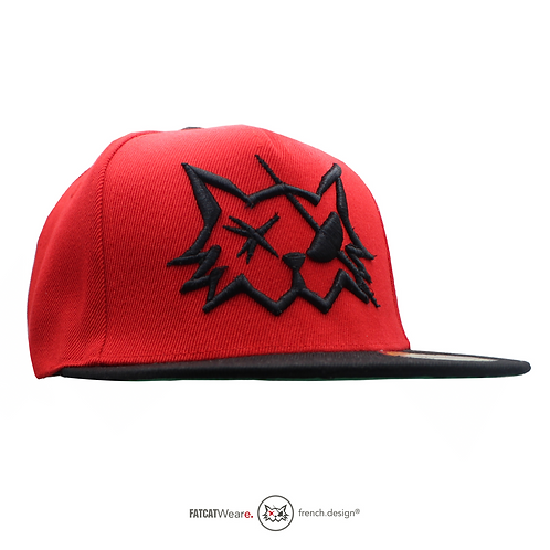 ERA#Original Redn'Black_Cap