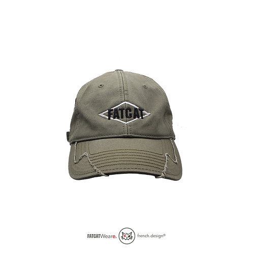 Casquette N-Trend Green_Army