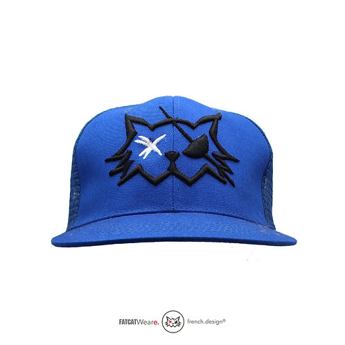 Casquette ERA# Trucker _3DBlue