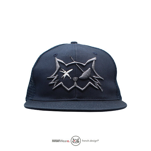Casquette ERA# Trucker_BlueNavy