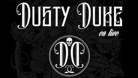 26/10/19 Live Dusty Duke (Fatcat records) à L'Appart Café, Reims(51).