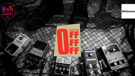 25/10/19 Live Dusty Duke (Fatcat records) Festival Off Off Off, Troyes(10).