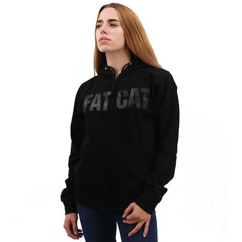 Sweat capuche zip FATCAT ATS GIRL