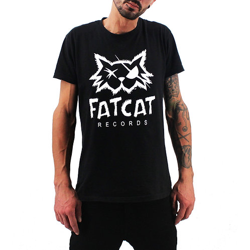 T-shirt FATCAT OLD SCHOOL