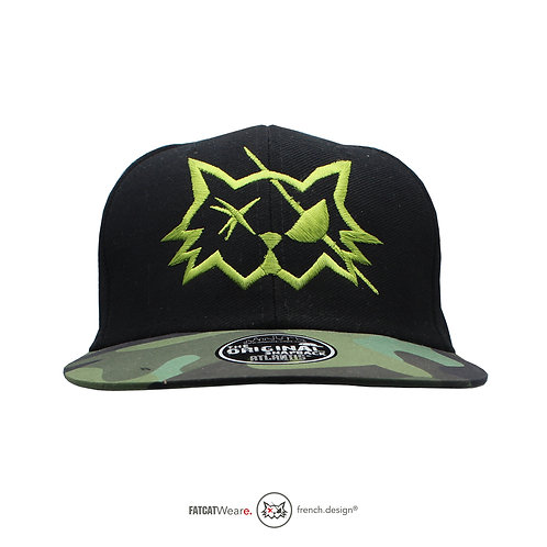 Casquette FTellingTWO - BK_Military