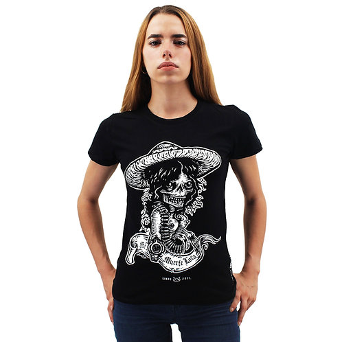 T-shirt MEXICANA GUERILLA GIRL