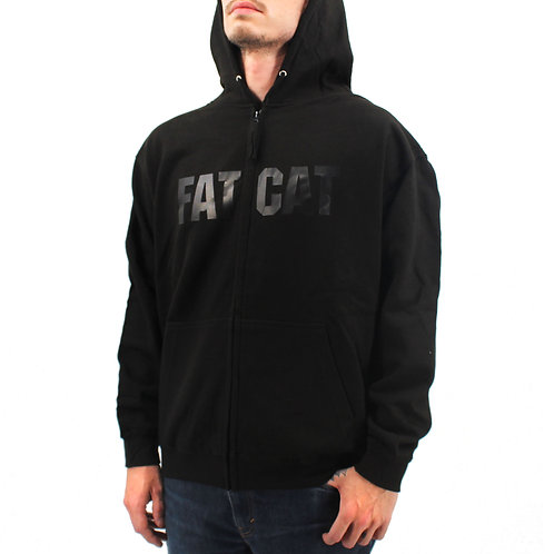 Sweat capuche zip FATCAT ATS