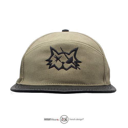 Casquette TREND Green_Army