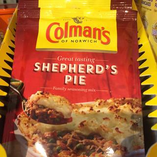 Shepard's Pie sauce
