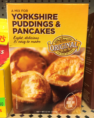 Yorkshire Puddings and Pancakes