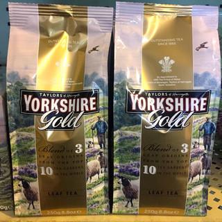 Yorkshire Gold loose tea