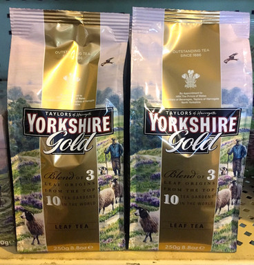 Yorkshire Gold loose tea