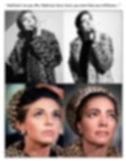 Schatzie Frisch as Anne Bancroft as Mrs. Robinson