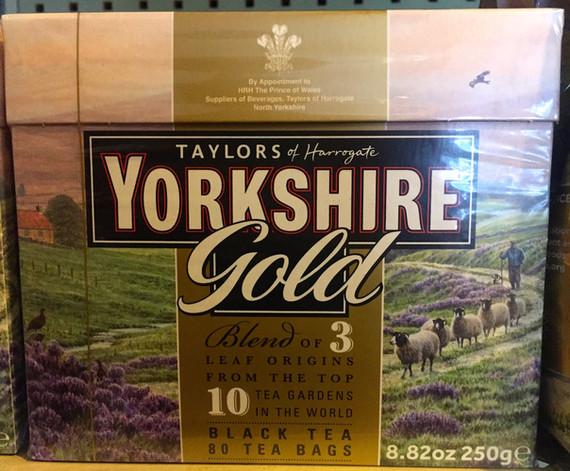Yorkshire Gold Tea Bags