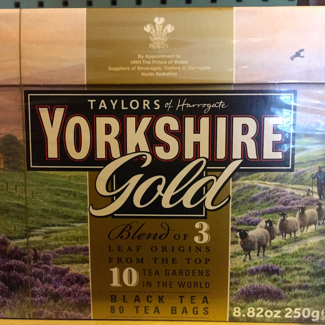 Yorkshire Gold Tea Bags