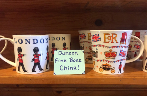 Dunoon Bone China