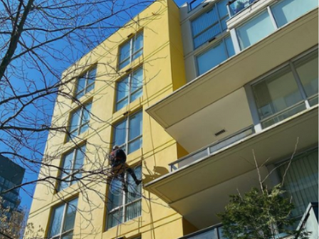 Exterior Dryer Vent Cleaning
