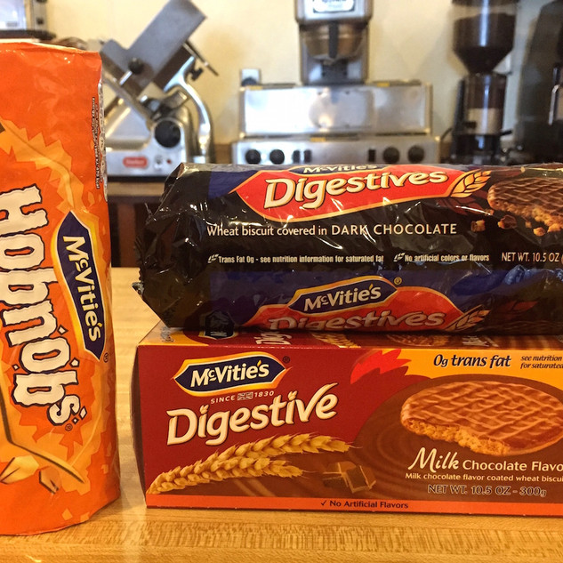 Digestives by McVitties