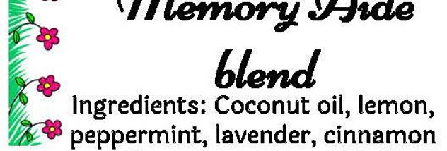 Complete recall - Memory aide blend