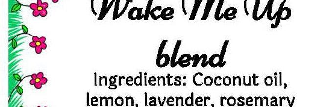 Wake me up blend
