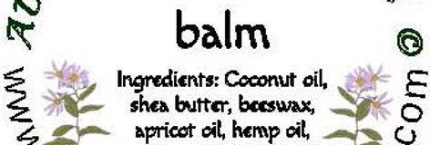 Eczema balm 1 oz $6 or 2 oz $11