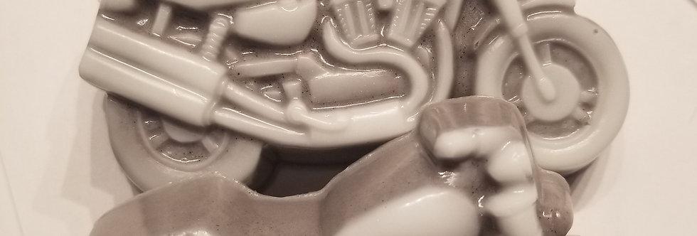 Fragrant Motorcycle soap bar