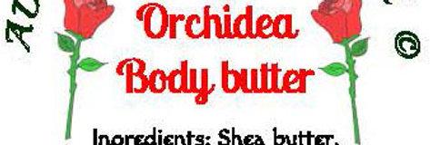Jasmine Orchidea body butter; 2 oz $6 or 4 oz $10 or 8 oz $15