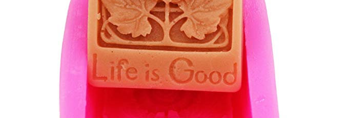 Life is good soap bar