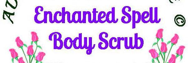 Enchanted Spell body scrub - 4 oz $5 or 8 oz $8