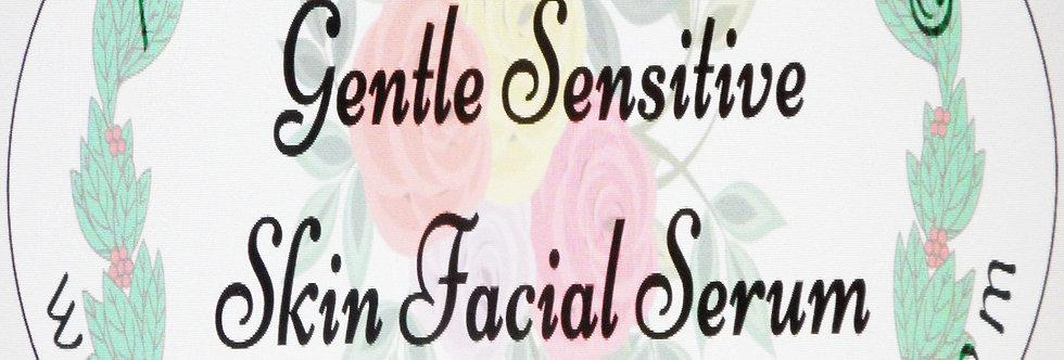 Gentle facial serum for sensitive skin; 1 oz $8 or 2 oz $12