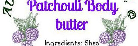 Juniper berry body butter; 4 oz $8 or 8 oz $15