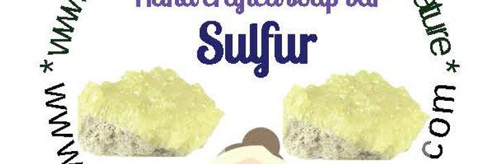 10% Sulfur soap