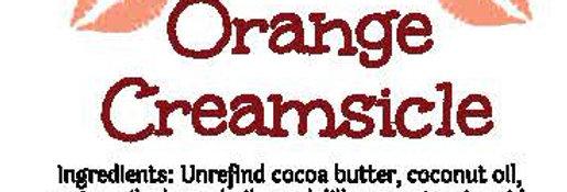 Orange creamsicle lip balm