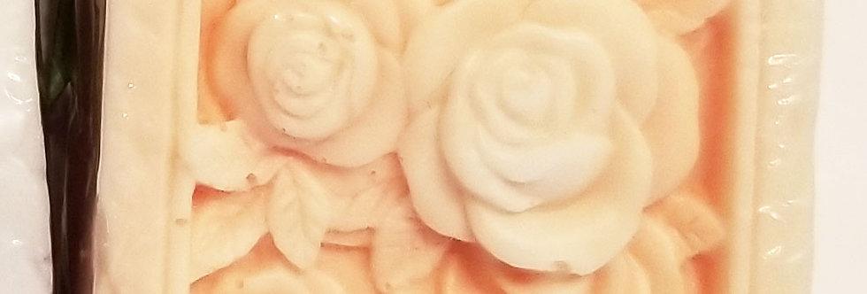 Fragrant Roses soap bar