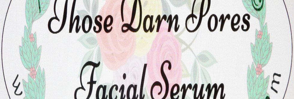 Oil / Pore control facial serum; 1 oz $8 or 2 oz $12